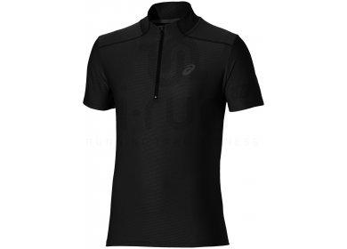 Asics Tee-Shirt 1/2 Zip Top M
